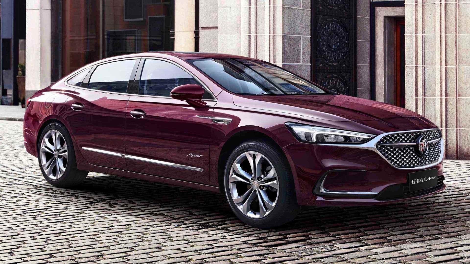 (Video) Buick joacă LaCrosse cu Avenir în China