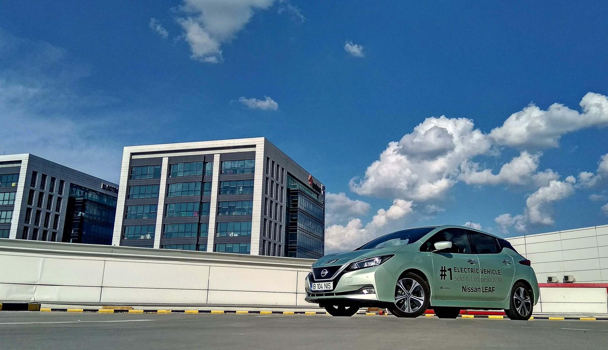 Nissan Leav N-Connecta 40 kW (48)