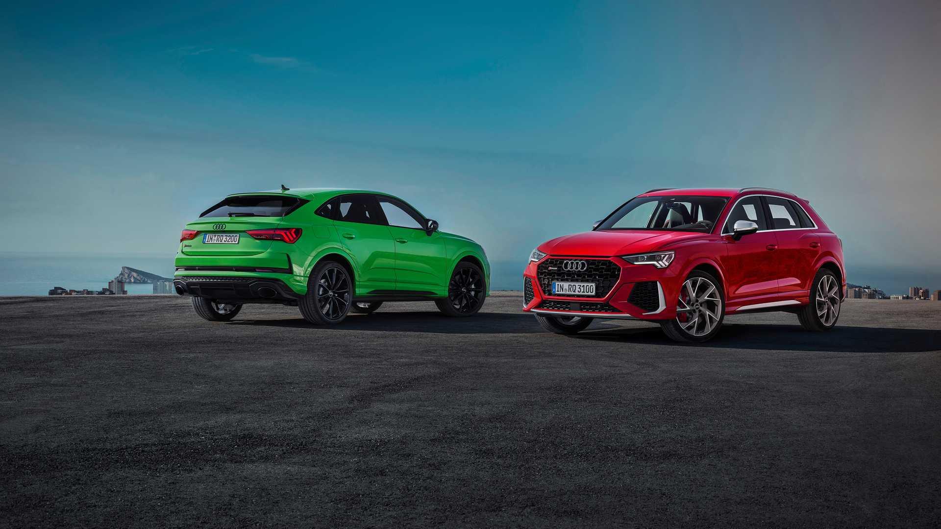 RS Q3 & Sportback, MSO Apex, BMW Neerpasch – întrunirea motorsport