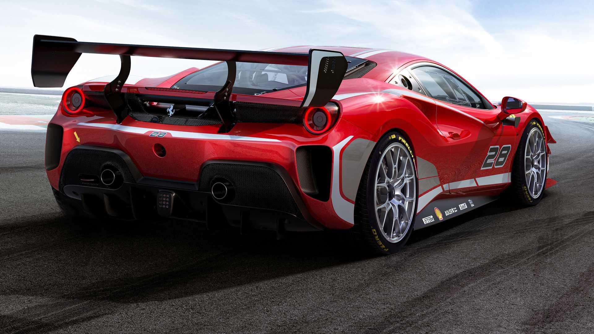 Ferrari Finali Mondiali: 488 GT3 & 488 Challenge Evo