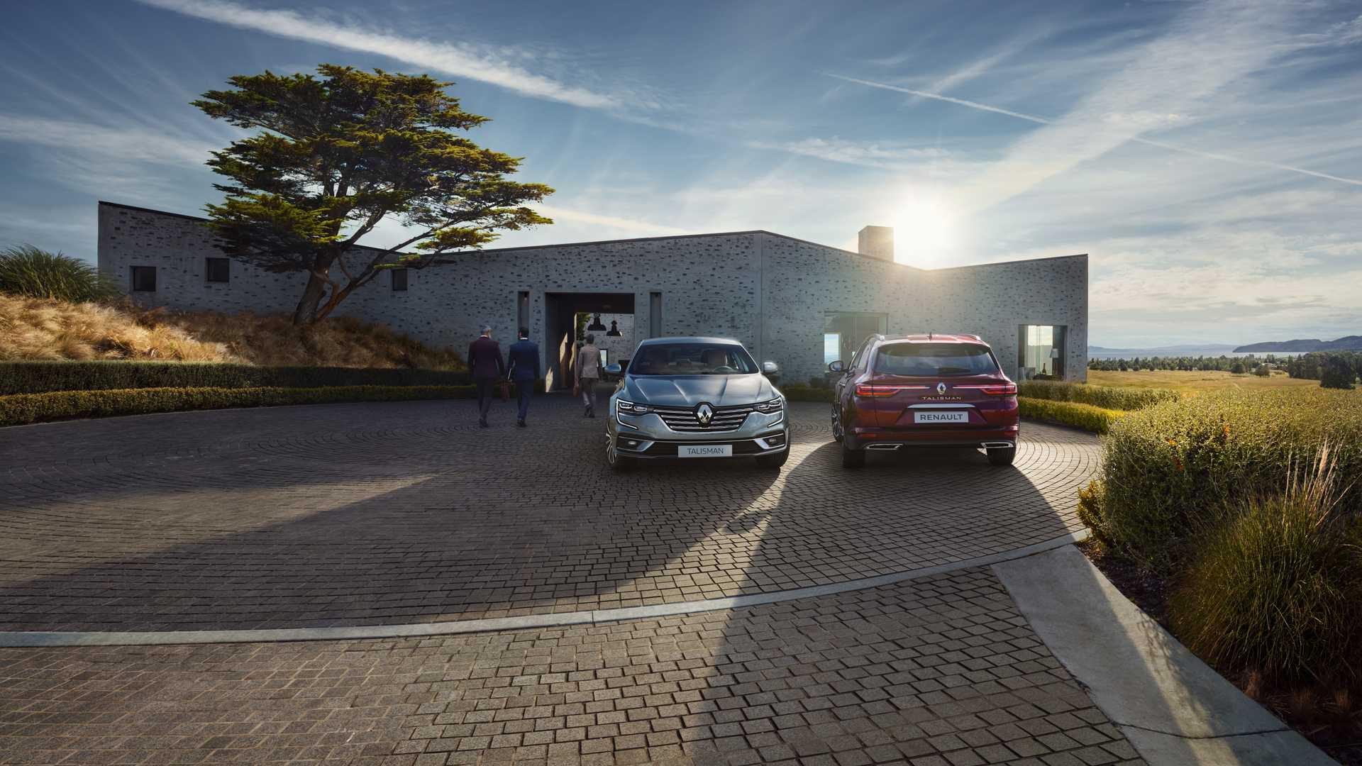 Citroen Ami, Renault Talisman & VW Golf GTI / GTE / GTD