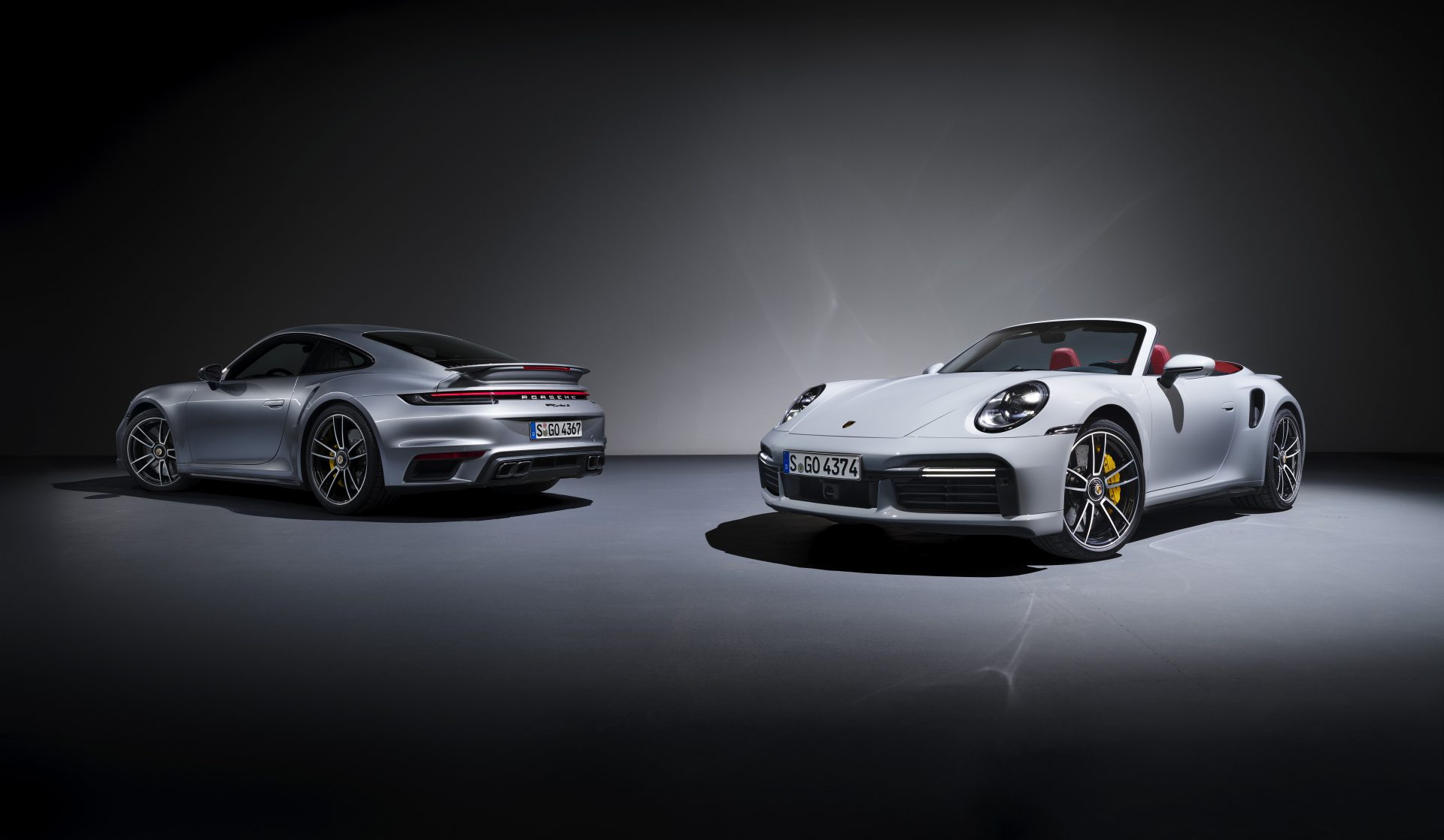 911 Turbo S & i4 Concept: ICE sau EV