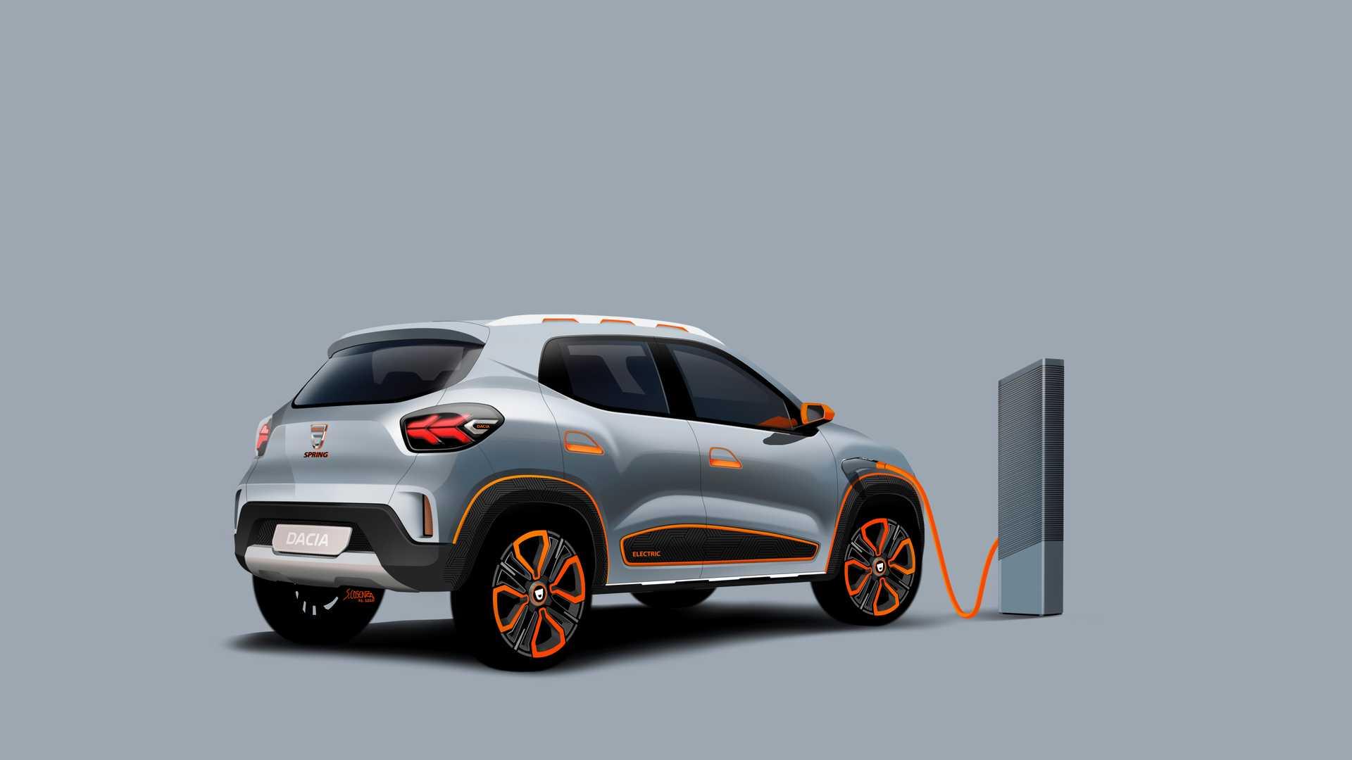 GIMS 2020: Dacia Spring & Renault Morphoz