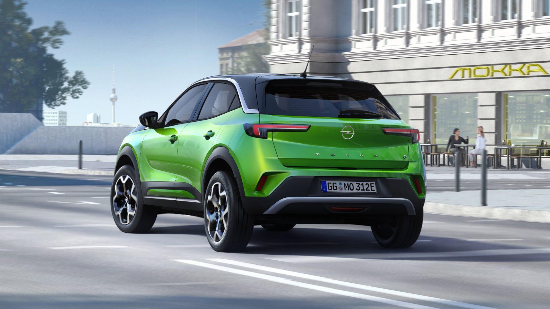 """Opel dă lovituri """"Vizor"""" și """"Pure Panel"""" cu noul Mokka-e"""
