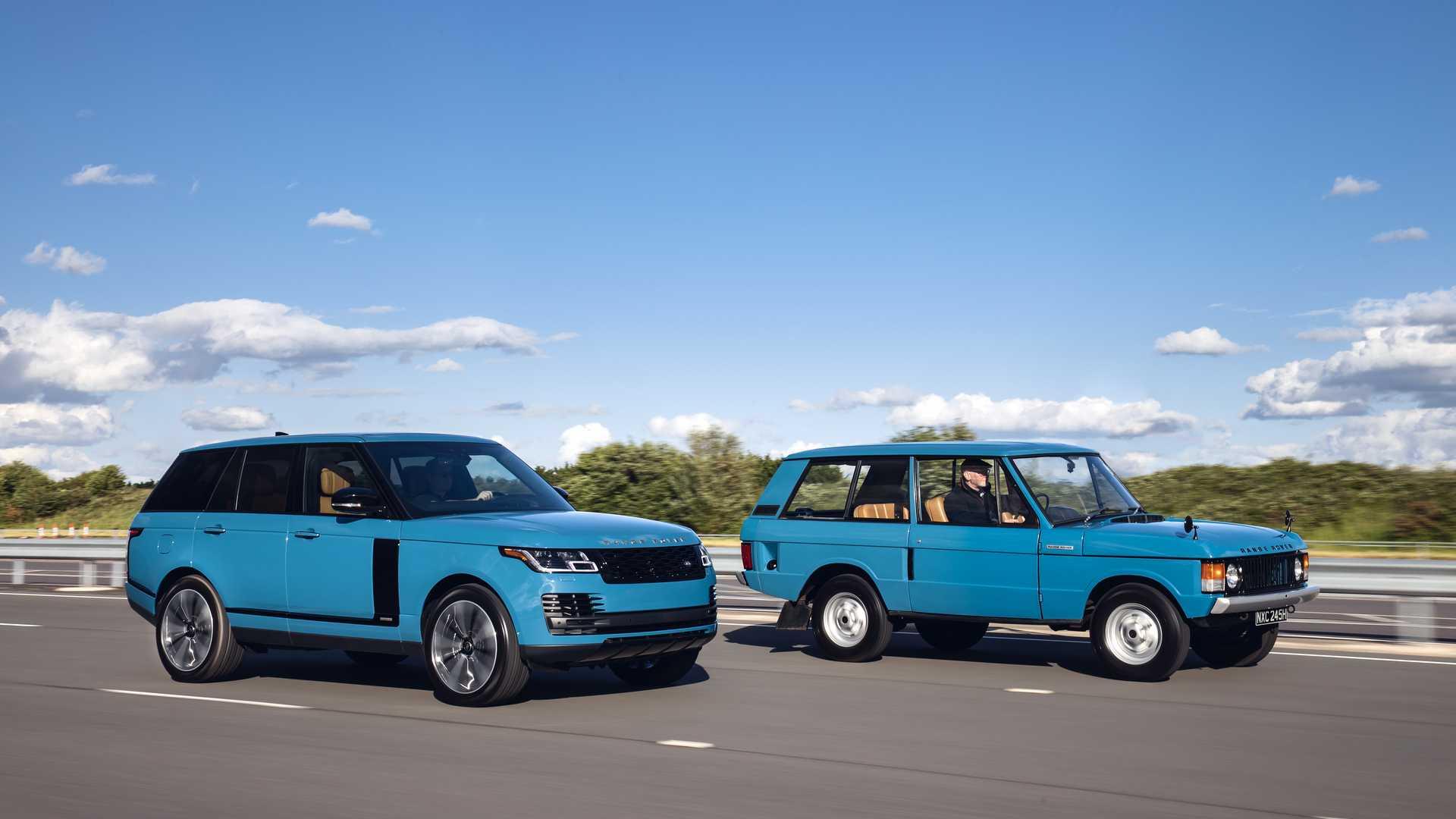 """Citroen, o ë-C4 reinventare & Range Rover e """"Fifty"""""""