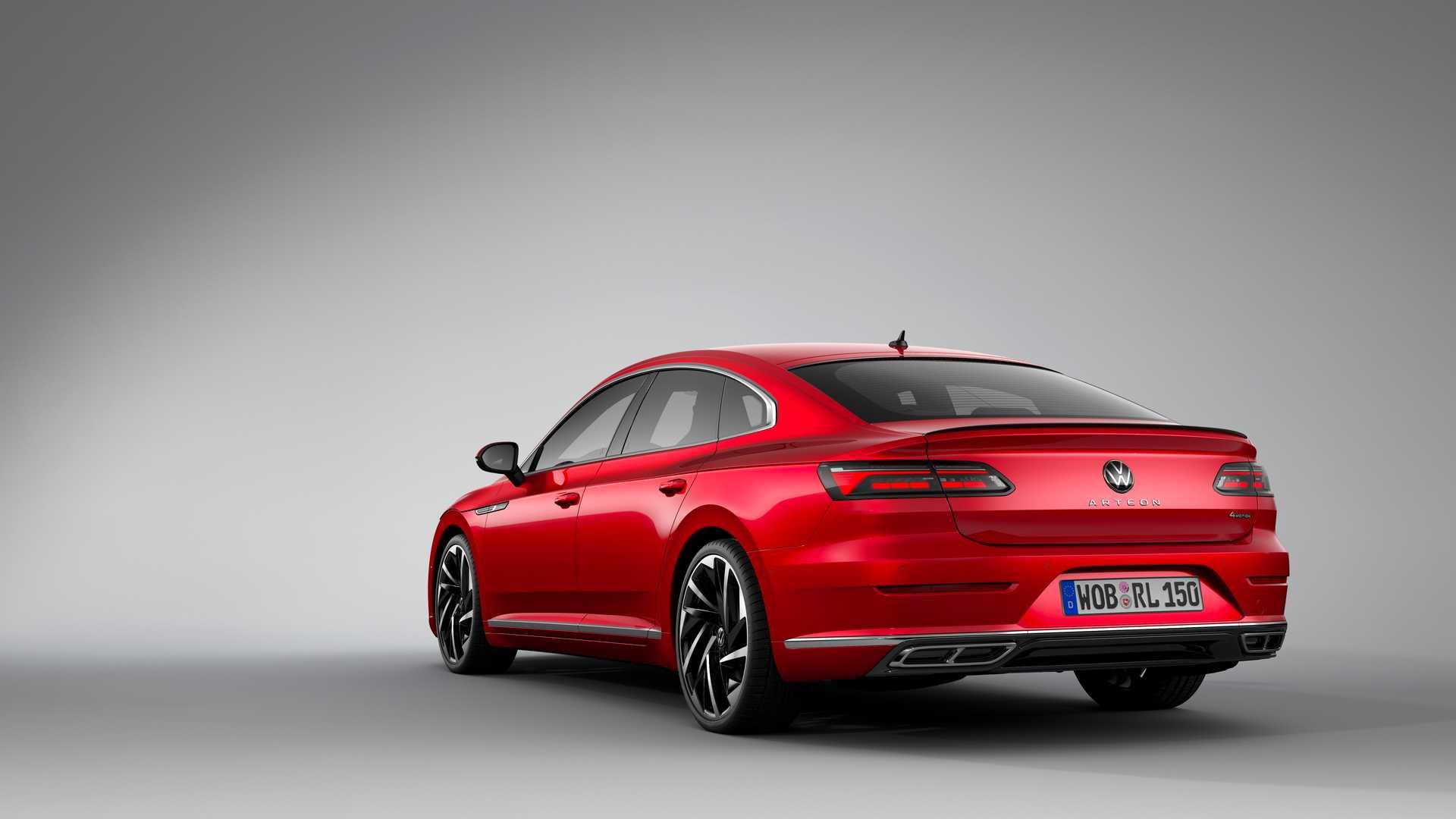 un update important pentru sedan-ul său de top – Arteon. În plus, compania teutonă a prezentat și o nouă versiune: Arteon Shooting Brake