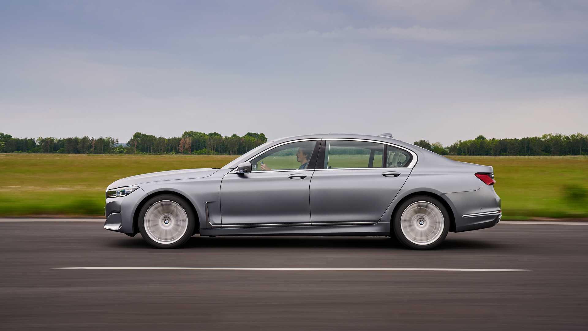 BMW, în Competition cu M5 și Seria 7 (video)