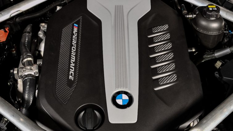 BMW M50d engine