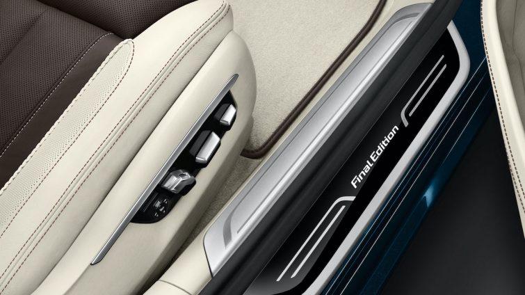 BMW X5 M50d Final Edition