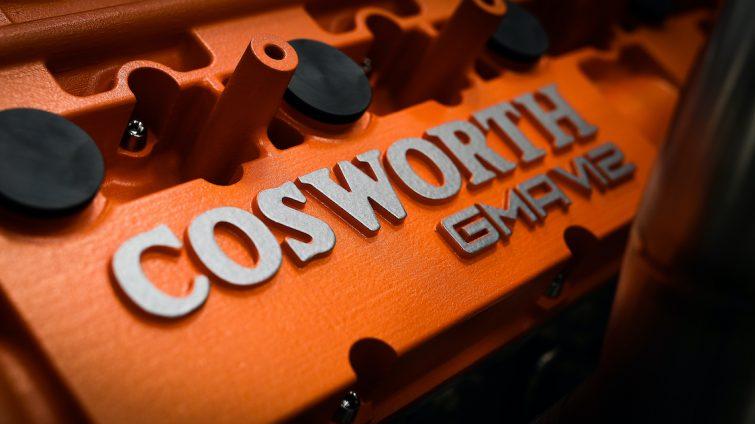T.50 engine - Cosworth GMA V12 - 001