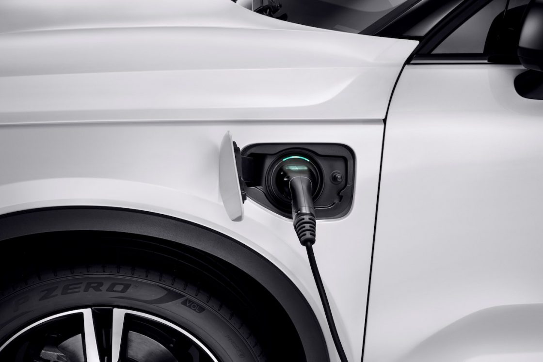 Volvo XC40 Recharge Plug-in Hybrid