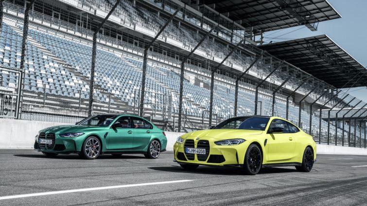 BMW M3 si BMW M4