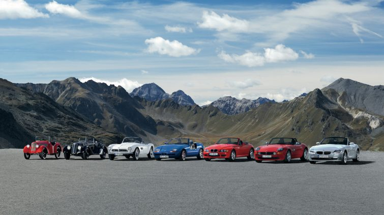 BMW roadsters