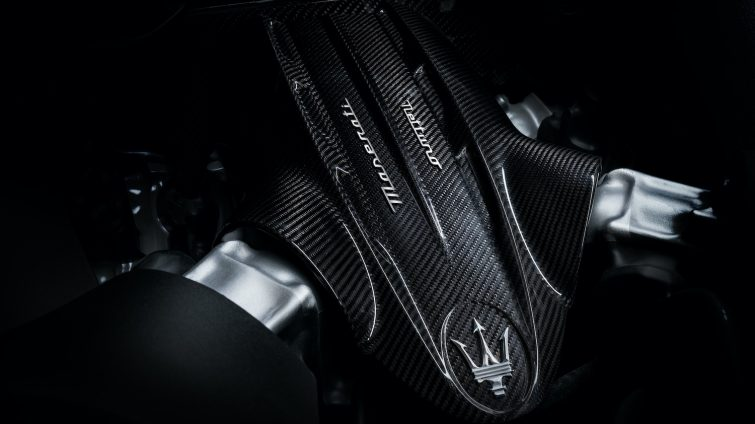 Maserati MC20 - Nettuno engine