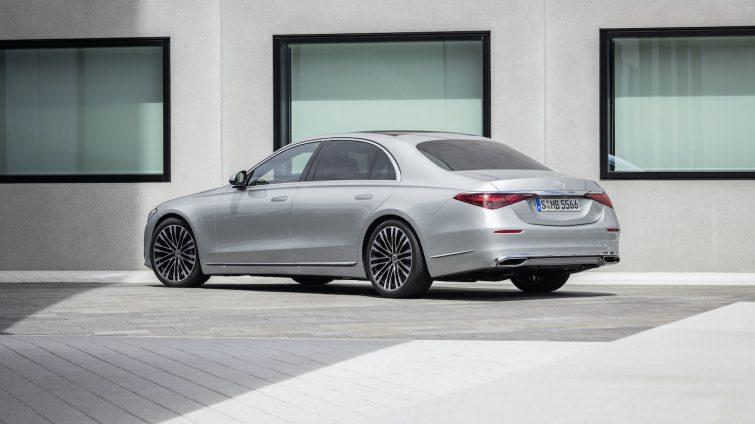 noul Mercedes Clasa S
