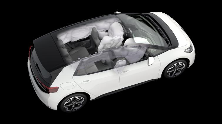 Volkswagen ID.3 EuroNCAP
