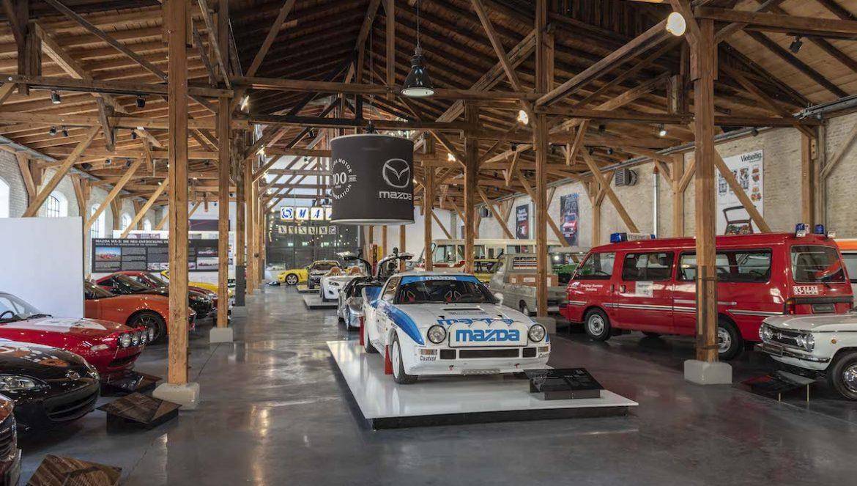 Mazda Frey Museum - Augsburg