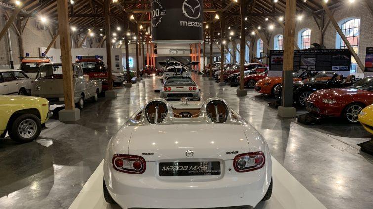 Mazda Frey Museum