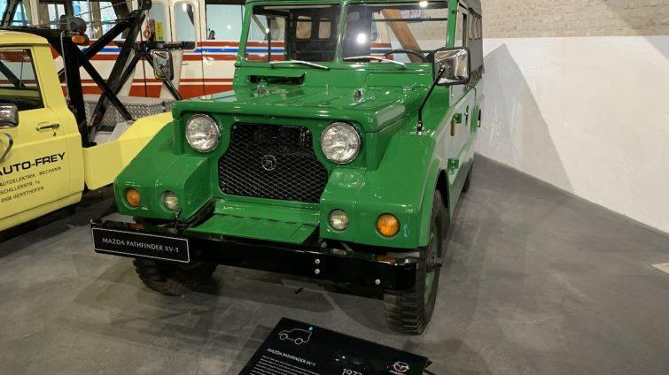 Mazda Pathfinder XV-1 (1972)