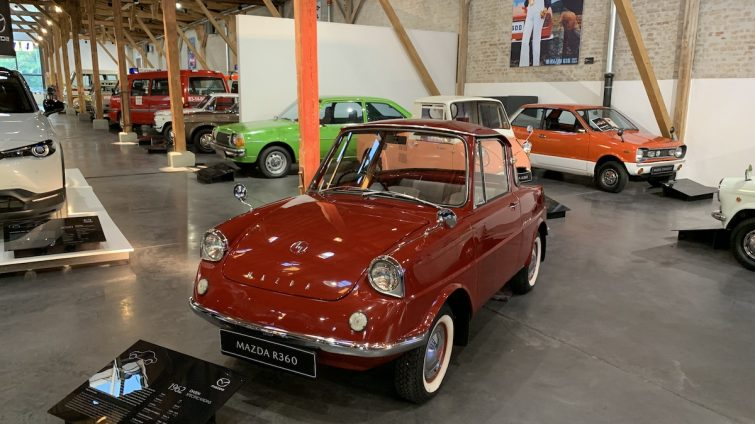 Mazda R360 (1962)