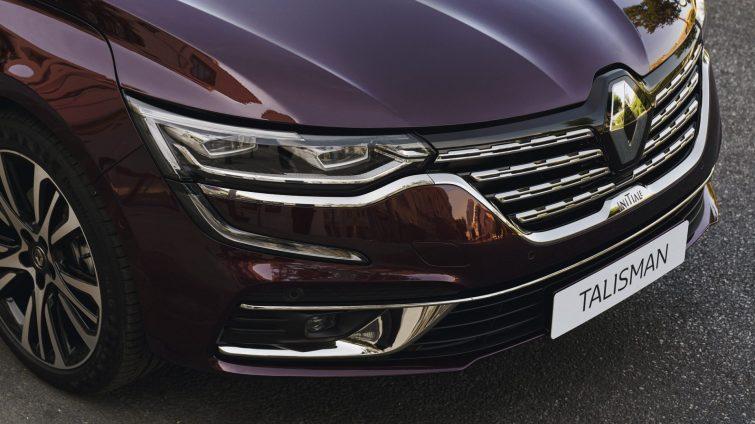 Renault Talisman facelift