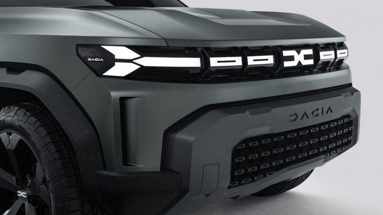 Dacia Bigster Concept și noua siglă Dacia