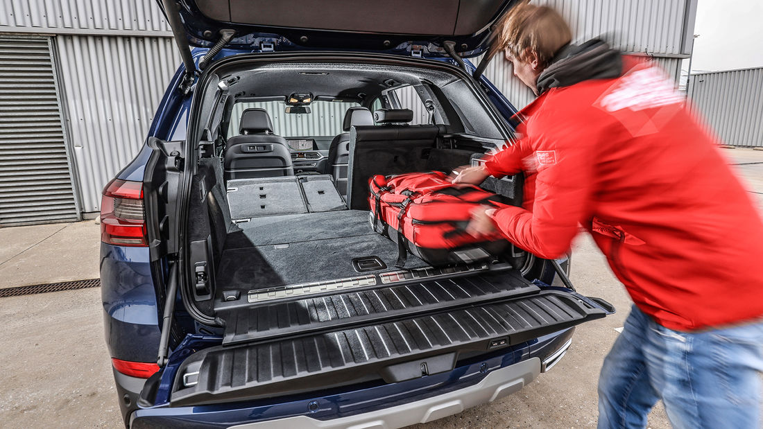 test BMW X5 xDrive45e
