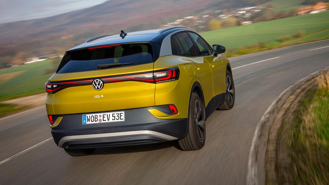 test drive VW ID.4 2021