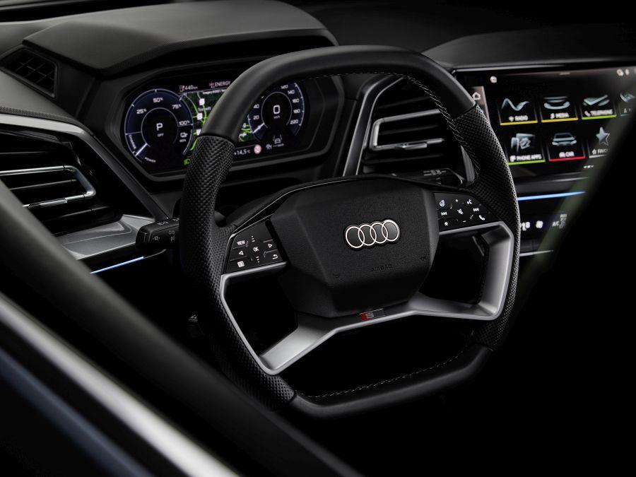 volan Audi Q4 e-tron