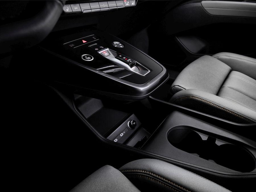 consolă centrală Audi Q4 e-tron