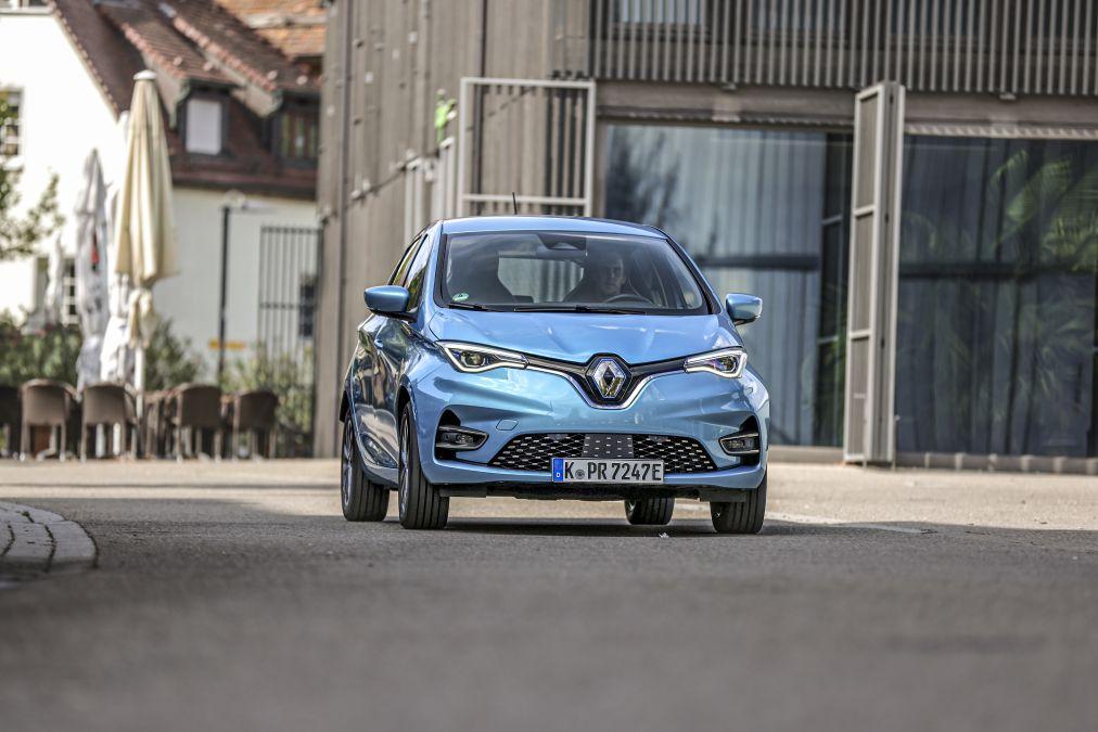 test comparativ Honda e, mazda MX-30, Renault Zoe, Peugeot e-2008, Mini Cooper SE