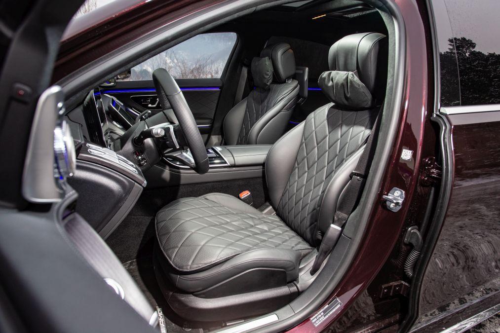 locuri fata Mercedes S-Class 2021