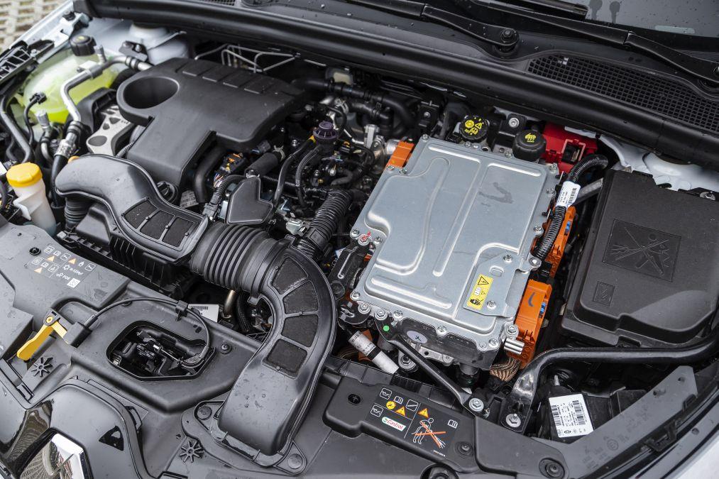 motor Renault Clio E-Tech