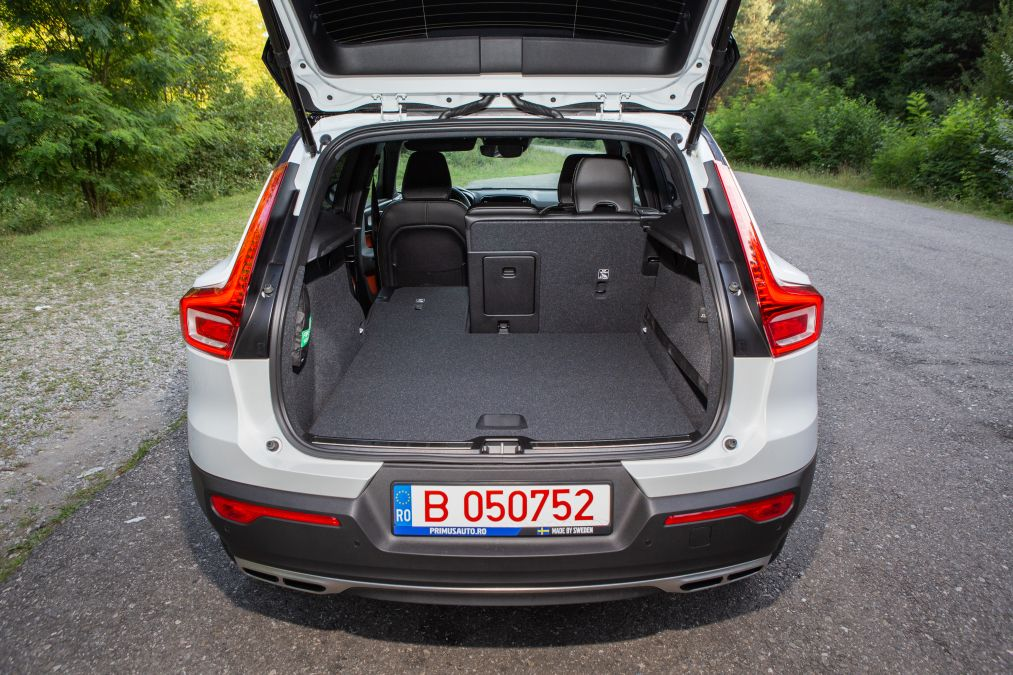 portbagaj Volvo XC40 recharge T5