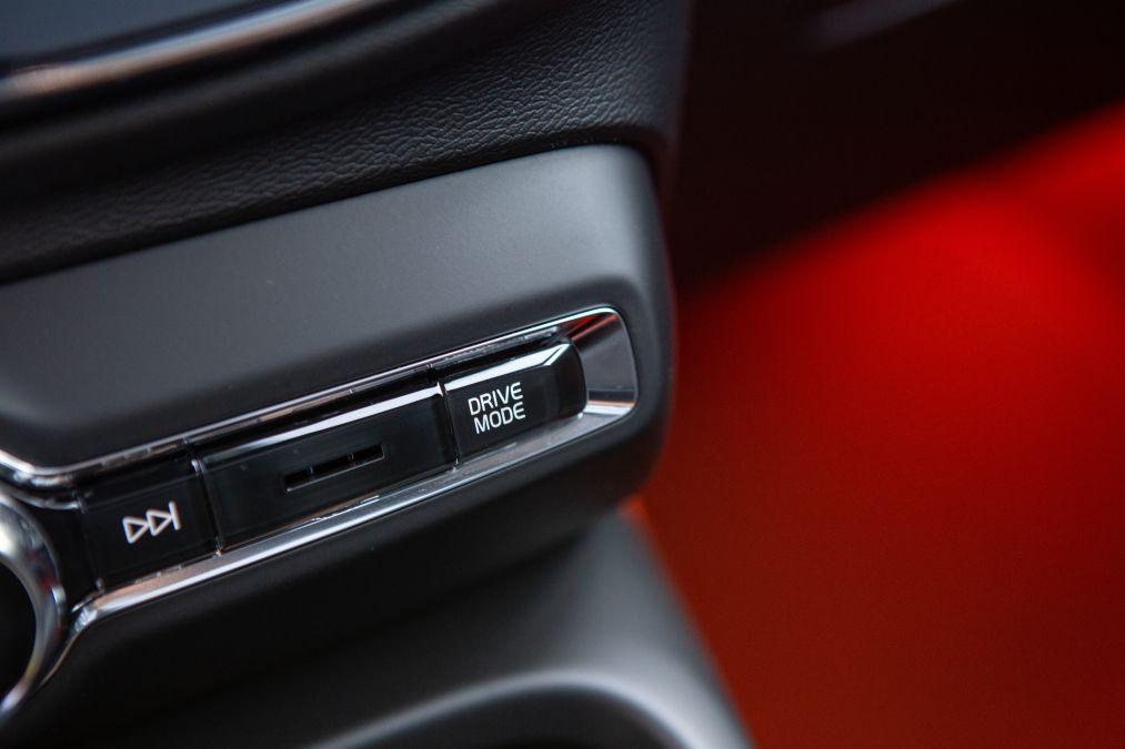moduri de condus Volvo XC40 Recharge T5