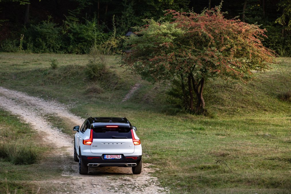 test Volvo XC40 Recharge T5