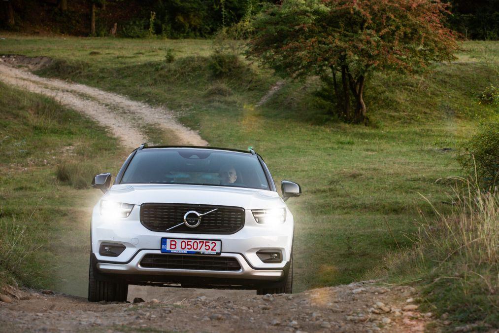 test Volvo XC40 Recharge PHEV
