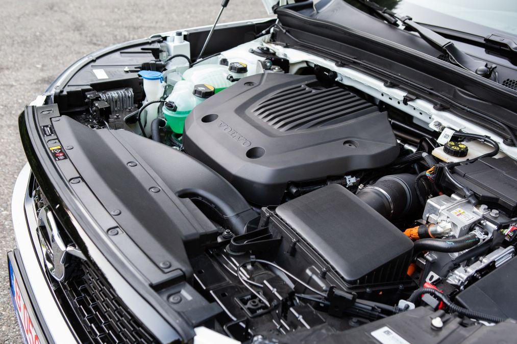 motor Volvo XC40 Recharge T5