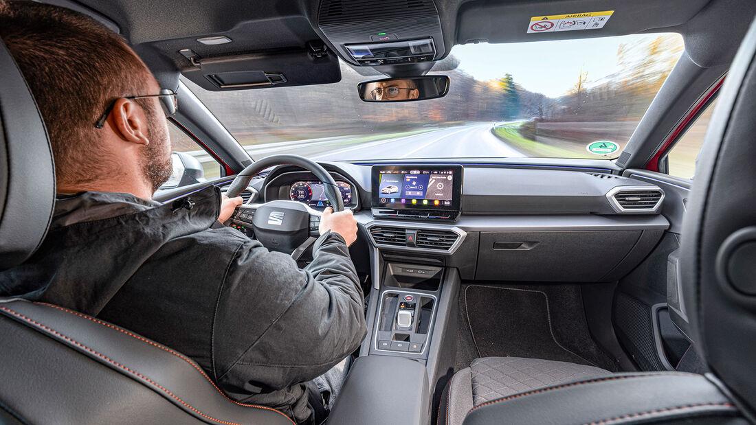 test comparativ Seat Leon