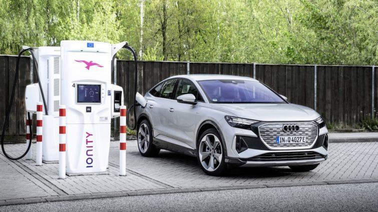 Audi - electric din 2026