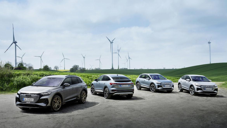 Audi - electrificare