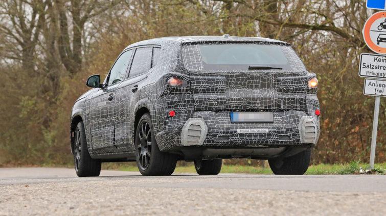 BMW X8 Hybrid