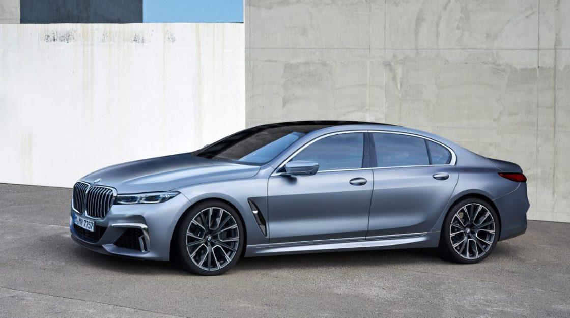 BMW Seria 7 2022