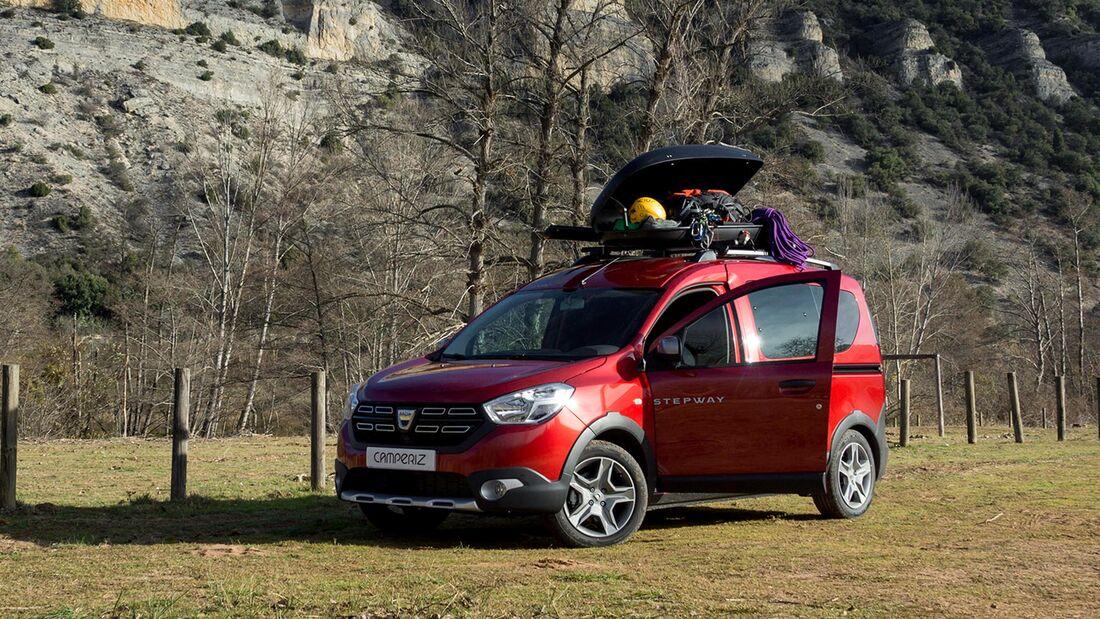 Dacia Dokker Camperiz