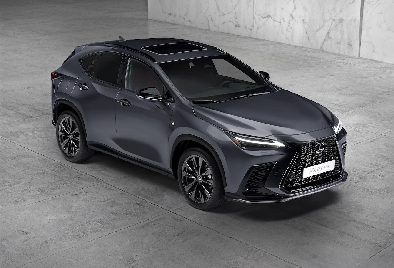 Noul Lexus NX 2021
