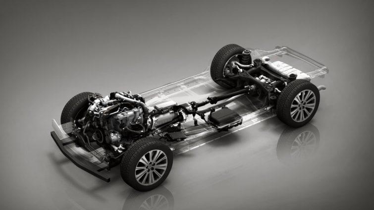 Mazda - Platforma Hybrid