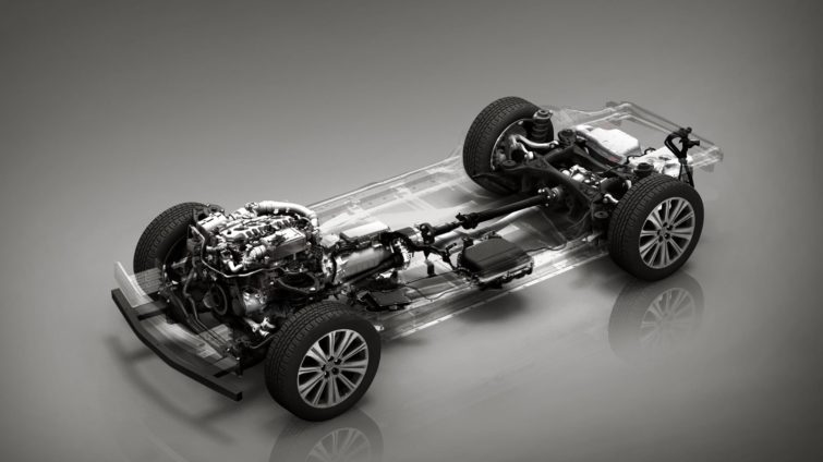 Mazda, Platforma hibrid cu diesel