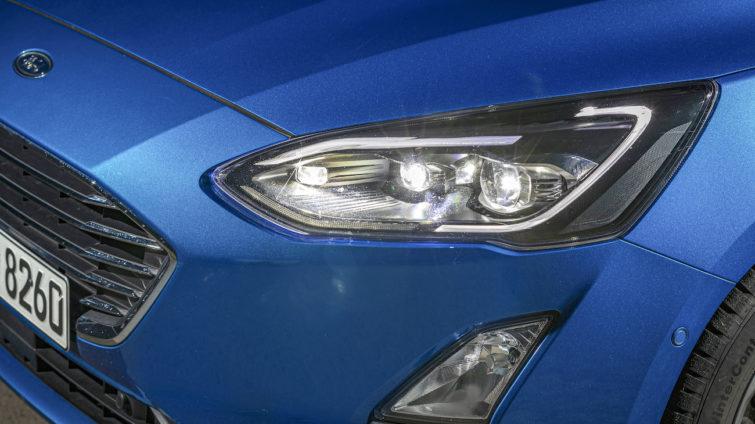 Test lumini - Ford Focus