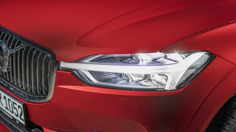 Test lumini - Volvo XC60