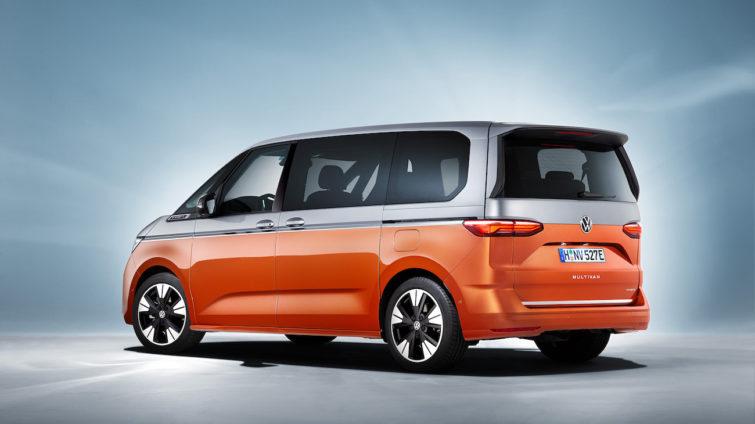 noul Volkswagen Multivan